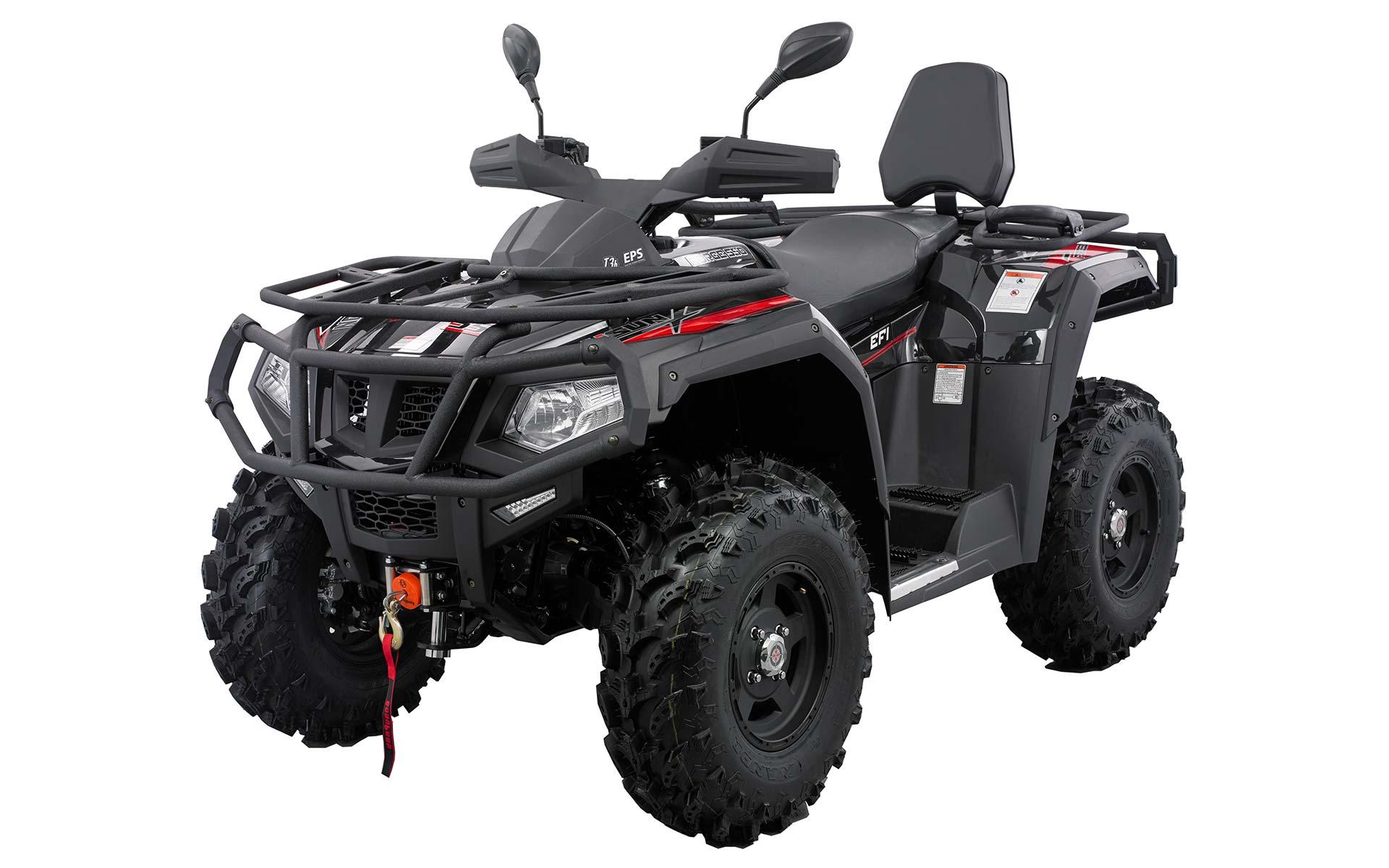 "Forge 550 ATV ""Full-size""-fyrhjuling"